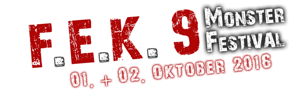 FEK9 MonsterFestival 2016