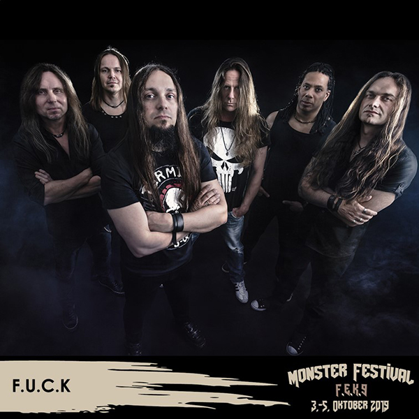 FUCK_Monster Festival 2019_Eventzentrum Strohofer Geiselwind